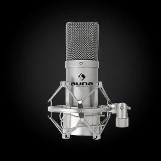 Studio microphones and karaoke