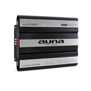 Auna ampli 800W RMS 5 canaux voiture mosfet bridgeable sub