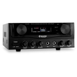Auna AMP-2 Ampli Hifi stereo Home cinema Karaoke PA 400W