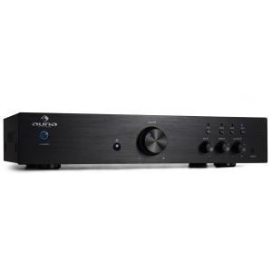 Auna AV2-CD508 Ampli HiFi Stereo AUX Acier 600W max.