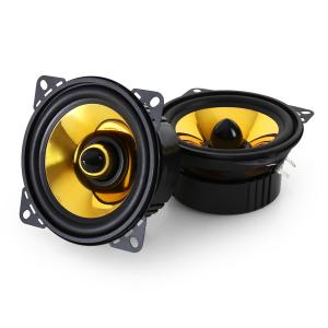 Auna Goldblaster 4 paire haut-parleurs auto 10cm 800W