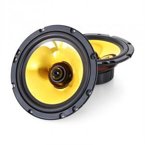 Auna Goldblaster 6.5 paire haut-parleurs auto 16,5cm 600W