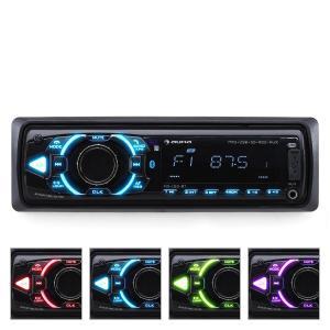 Auna MD-150-BT Autoradio MP3 USB SD RDS AUX Bluetooth