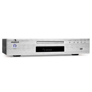 AV2-CD509 Lecteur MP3 CD USB & récepteur radio - argent