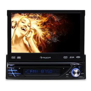 Auna MVD-260 Autoradio DVD USB SD AUX MP3 A/V Bluetooth