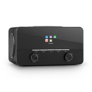 auna Connect 150 BK Radio internet 2.1 lecteur réseau multimédia USB tuner DAB+