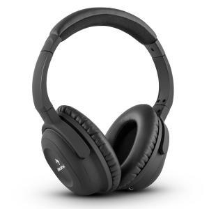 ANC-10 Casque Noise Cancelling Réducteur de bruit Hardcase Adaptateur -noir