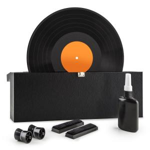 auna Vinyl Clean Set entretien machine à laver les disques vinyles
