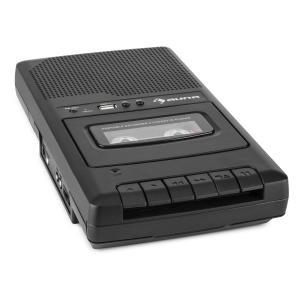 auna RQ-132USB Lecteur cassette portable dictaphone enregistreur micro USB