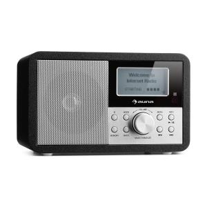Worldwide Mini Radio Internet WiFi lecteur réseau USB MP3 AUX Tuner FM