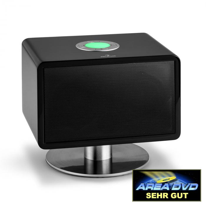 LivingQube enceinte Bluetooth -noir