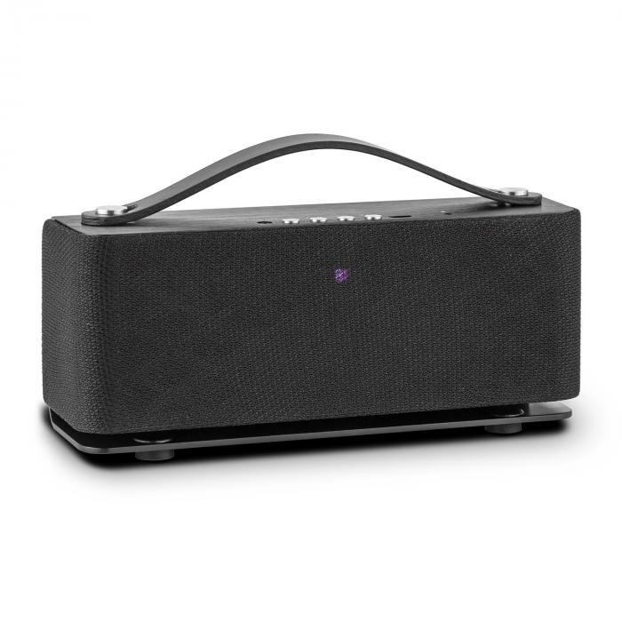 Sound Steel enceinte Bluetooth aluminium -noir