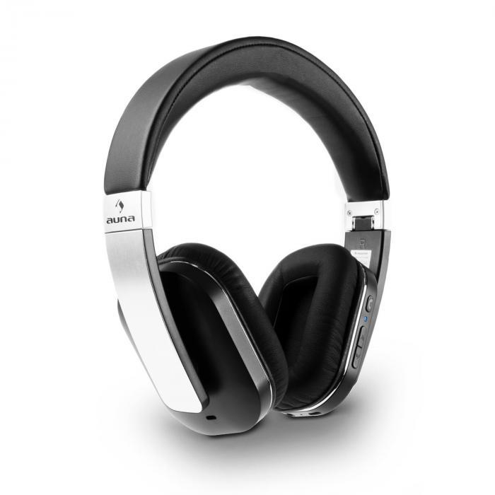 Elegance ANC Bluetooth Casque audio antibruit NFC microUSB batterie 4.0