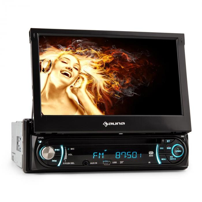 "MVD-330 Autoradio multimedia Bluetooth écran tactile 7"" USB SD MP3 AUX"
