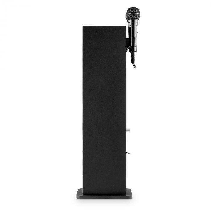 Vertical Edge 700 Bluetooth Adapter Module Vw E700 Bt New: Karaboom Enceinte Bluetooth LED USB AUX Karaoké 2 Micros