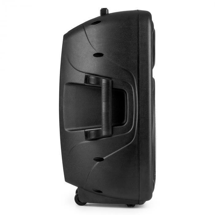 streetstar 15 mobile sono housse de protection subwoofer trolley bt usb. Black Bedroom Furniture Sets. Home Design Ideas